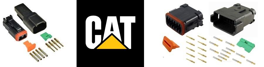 Deutsch CAT Spec Connectors