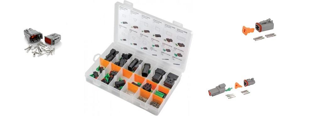 Deutsch Connector Kits