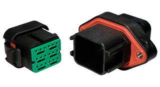 Deutsch DTV Series Connectors