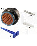 Deutsch HDP20 Series P26-24-31SE Connector Kit