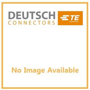 Deutsch DT4-4-CAT 4 Way CAT Spec Connector Kit with Gold Contacts