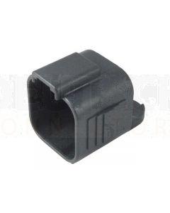 Deutsch 1011-347-0605 DT Series Dust Cap - 6 Cavities
