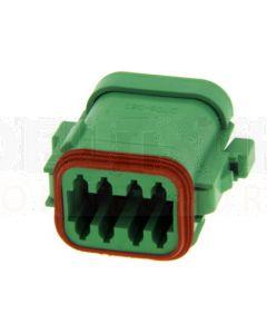 Deutsch DT06-08SC-CE05 DT Series 8 Socket Plug