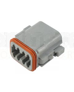 Deutsch DT06-08SA DT Series 8 Socket Plug
