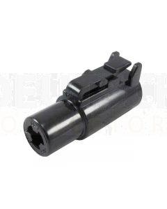 Deutsch DTHD06-1-12S DTHD Series 1 Socket Plug