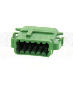 Deutsch DTM06-12SC DTM Series 12 Socket Plug