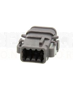 Deutsch DTM06-08SA-E007 DTM Series 8 Socket Plug