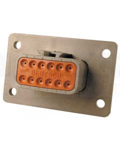 Deutsch DTM04-12PA-L012 DTM Series 12 Pin Receptacle