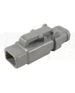 Deutsch DTM06-2S-E007 DTM Series 2 Socket Plug