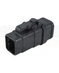 Deutsch DTM06-6S-EE03 DTM Series 6 Socket Plug