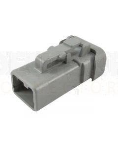 Deutsch DTP06-2S-E003 DTP Series 2 Socket Plug