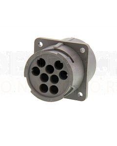 Deutsch HD10-9-16P HD10 Series 9 Pin Receptacle