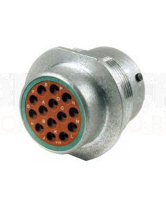 Deutsch HD34-18-14PN HD30 Series 14 Pin Receptacle