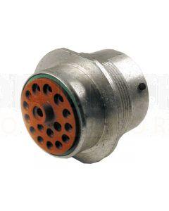 Deutsch HD34-24-18PN HD30 Series 18 Pin Receptacle