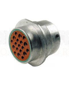 Deutsch HD34-24-19PN HD30 Series 19 Pin Receptacle