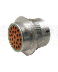 Deutsch HD34-24-23PN HD30 Series 23 Pin Receptacle
