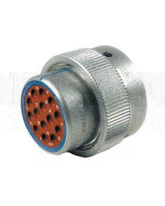 Deutsch HD36-18-14SE HD30 Series 14 Socket Plug