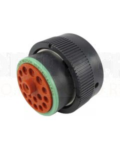 Deutsch HDP26-24-18SN HDP20 Series 18 Socket Plug