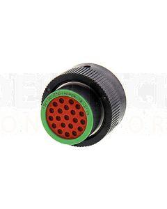 Deutsch HDP26-18-21SN HDP20 Series 21 Socket Plug