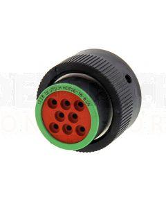 Deutsch HDP26-18-8SN HDP20 Series 8 Socket Plug