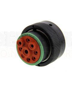 Deutsch HDP26-24-9PN HDP20 Series 9 Pin Plug