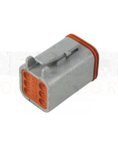 Deutsch DT06-6S DT Series 6 Socket Plug