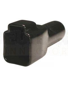 Deutsch DT6S-BT-BK 6 Way Plug Silicon Rubber Boot