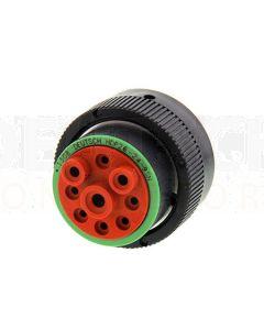 Deutsch HDP26-24-9SN HDP20 Series 9 Socket Plug