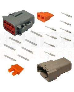 Deutsch DTM Series 8 Way Connector Kit