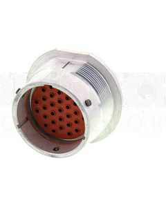 Deutsch HD34-24-31PE HD30 Series 31 Pin Receptacle