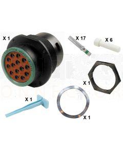 Deutsch HDP20 Series P24-18-14SN Connector Kit