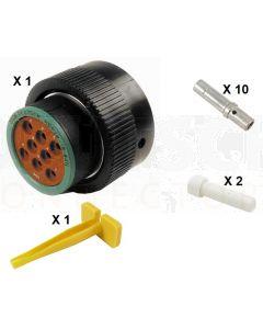 Deutsch HDP20 Series P26-18-8SN Connector Kit
