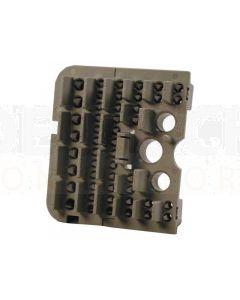 Deutsch WB-51SAR DRB Series 102 Cavity Wedge Lock